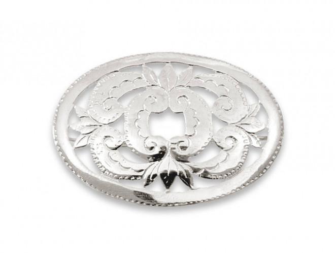 Brooch 925 Silver