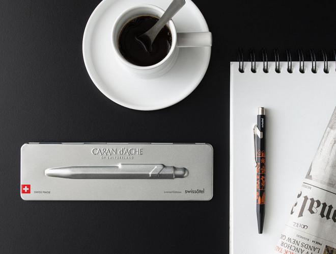 Pen by Caran d'Ache